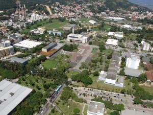 Campus Universitário Reitor João David Ferreira Lima - Florianópolis